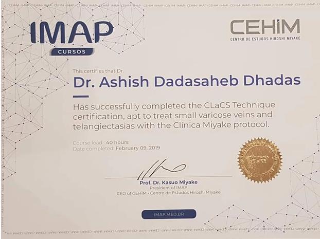 clacs techinique certification